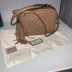 22d70eff Gucci Bags | Soho Disco Bag Authentic | Poshmark